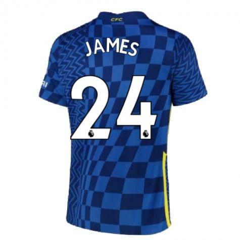 Футболка Джеймс 24 Челси 2021-2022