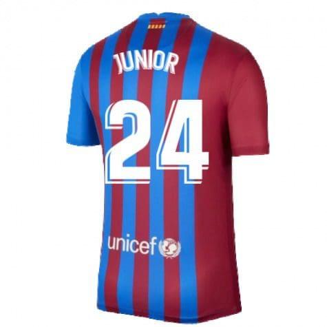 Футболка Хуниор 24 Барселона 2021-2022