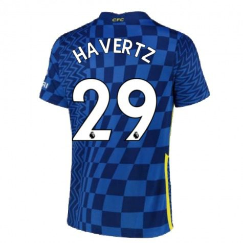 Футболка Хаверц 29 Челси 2021-2022