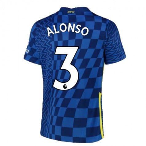 Футболка Алонсо 3 Челси 2021-2022