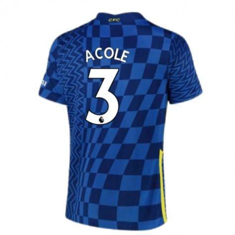 Футболка Коул 3 Челси 2021-2022
