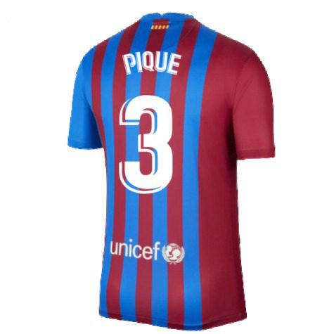 Футболка Пике 3 Барселона 2021-2022