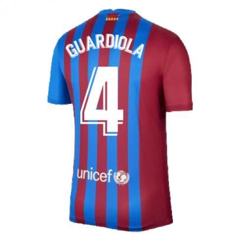Футболка Гвардиола 4 Барселона 2021-2022