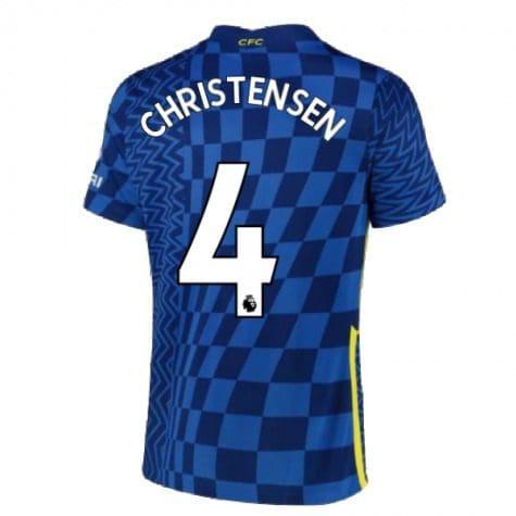 Футболка Кристенсен 4 Челси 2021-2022