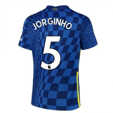 Футболка Жоржиньо 5 Челси 2021-2022