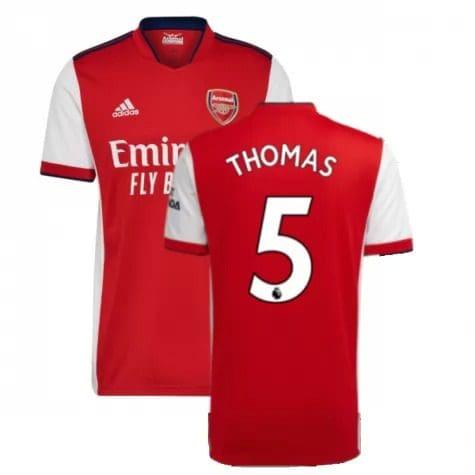 Футболка Томас 5 Арсенал 2021-2022