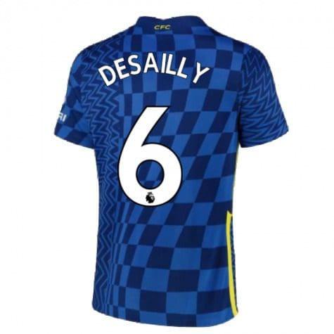 Футболка Десайи 6 Челси 2021-2022