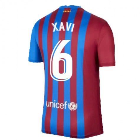 Футболка Хави 6 Барселона 2021-2022