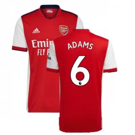 Футболка Адамс 6 Арсенал 2021-2022