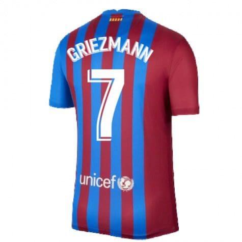 Футболка Гризманн 7 Барселона 2021-2022