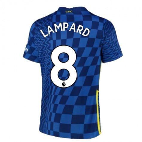 Футболка Лэмпард 8 Челси 2021-2022