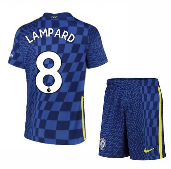 Футбольная форма Лэмпард 8 Челси 2021-2022