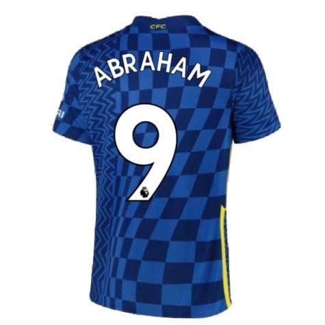 Футболка Абрахам 9 Челси 2021-2022
