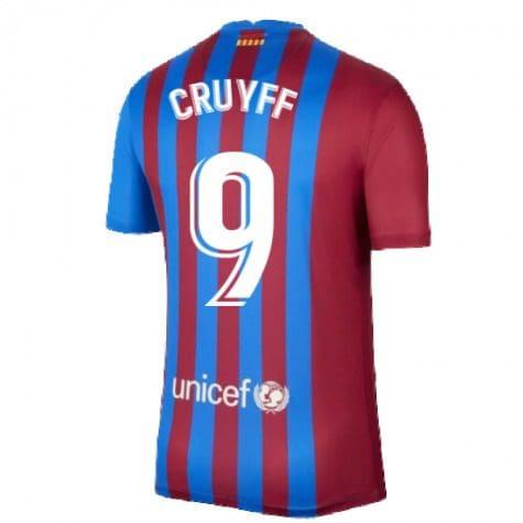Футболка Кройф 9 Барселона 2021-2022