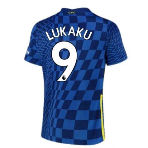 Футболка Лукаку 9 Челси 2021-2022
