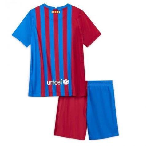 Детская футбольная форма Барселона 2021-2022 заказать